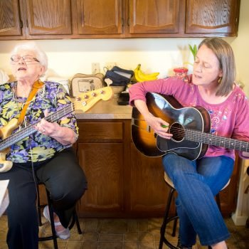 Maryland Traditions - Old time Music with Ann Porcella and Frances Riale