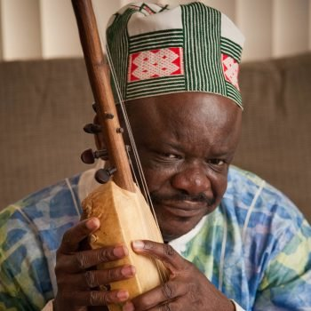 Maryland Traditions - Ngoni , ancestor of the banjo from Mali,